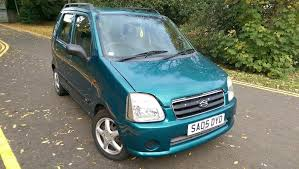 suzuki wagon r vvt 2005 reliable economical an s mini mpv state car like meriva cmax jazz in paisley road west glasgow gumtree