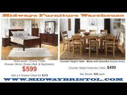 midway furniture july mercial