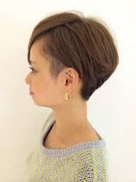17選大人女子の刈上げマッシュヘアデザイン 女子力up応援サイト