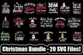 Christmas with the tribe svg cut file $ 2.00 $ 0.00. Big Christmas Bundle 20 Svg Files Graphic By Svg In Design Creative Fabrica