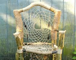 Dream Catchers Furniture Dream Catcher Chair No100 Mini Recycled by HagendorfOriginals 20