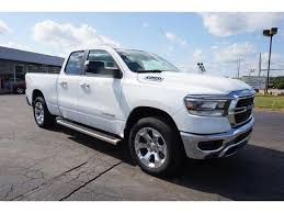 New 2019 RAM All-New 1500 Big Horn/Lone Star 4D Quad Cab in ...