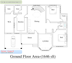 home plan and elevation 2637 sq ft kerala home design and