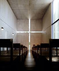 3d Light Render Making Of Church Of The Light 3d Architectural