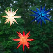 Moravian Star Light Outdoor