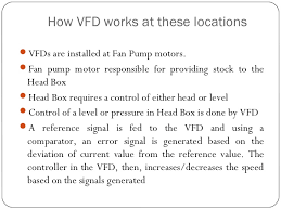 variable frequency drive vfd installation vfd in drive room 10