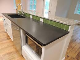 leathered granite countertops and other polish
