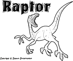 Small Picture Dinosaur Coloring Pages Free Printable 4 With Of Dinosaurs For