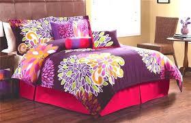 queen size girls bed simple bedroom with girls teen bedding sets pink purple flowers for comforter