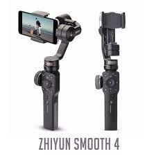 Gimbal Zhiyun Smooth 4   Tay cầm chống rung điện thoại   Bảo Hành 12 THÁNG