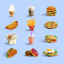 Junk Food Chart Fast Food Vectors Photos And Psd Files Free Download