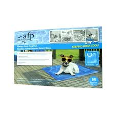 all for paws chill out dog cool mat