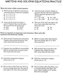 worksheet writing algebraic equations google search math solving addition and subtraction worksheets pdf 5e2c314b1bca7c3865178b3da9c solving addition