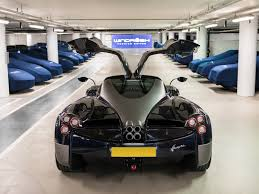 inside the underground lair where millionaires their supercars evening express