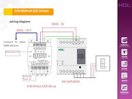 3ch 650ma led driver wiring diagram mc48ip dmx 3ch 650ma led 1 3ch 650ma led driver wiring diagram mc48ip dmx 3ch 650ma led driver connect to other dmx devices dc10 30v power in dmx in dmx out dmx status led