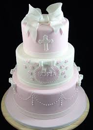 First Communion Cake For Girl Communioncake Christeningcake Our