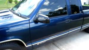 1996 Chevrolet Silverado - YouTube