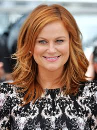 Hairstyles For Fall 2015 49 Wonderful Amy Poehler's Hair Is BrightRed At Cannes Allure