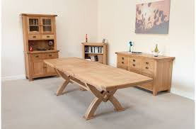 oak dining table and bench set oak dining table painted oak dining furniture west yorkshire 72 round oak dining table
