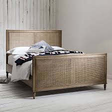 Classic Weathered Cane Bed King Size | Beds in 2019 | Headboards for ...