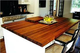 wooden best finish for wood countertops stain finishes choosing a sealer j