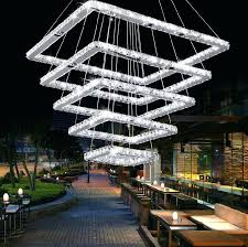 idea crystal led chandelier for modern led lighting lamps large crystal chandelier with with regard to