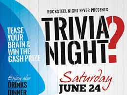 Trivia Night Flyer Templates By Kinzi Wij On Dribbble