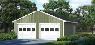 2 car garage standard elevation cover