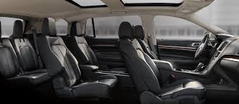 2018 lincoln seats. delighful 2018 the 2018 lincoln mkt throughout lincoln seats