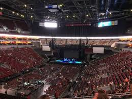 Yum Concert Seating Chart Kfc Yum Center Section 209 Home Of Louisville Cardinals
