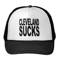 Image result for cleveland sucks