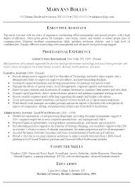 Executive Summary Of Resume Example Best of Career Summary Examples For Resume Resume Sample Info