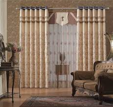 gold living room windows curtain and ds with red pattern also curtains images wonderful modern ideas