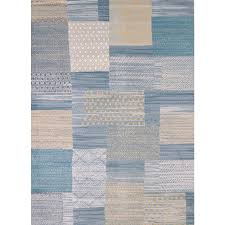 united weavers of america modern textures indoor coastal area rug common 8 x 11