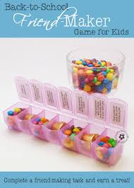 back to school friend maker game 7 challenges to help kids make friends