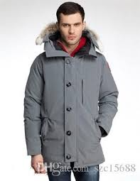 2019 Men Luxury Brand Canada Fusion Fit Edition Chateau Parker Coat Duck Down Coats Men Lovers Thick Warm Parka Classic Mens Designer Coats From