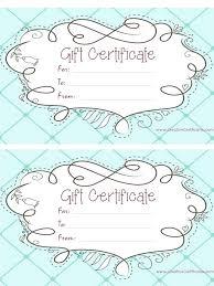 personalised gift vouchers templates free certificate template voucher maker card generator no surveys