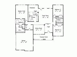 chic inspiration 7 simple open floor plans 2000 square feet custom