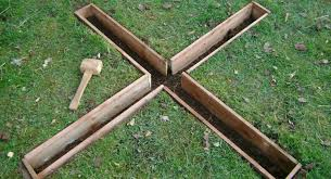 x marks the spot compost bin
