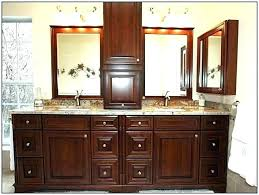 bathroom cabinets idea for vanity sizes tops kraftmaid cabinet specs