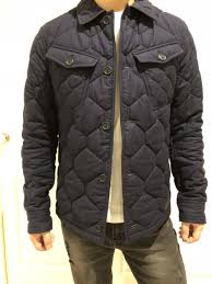 burberry brit men s quilted jacket