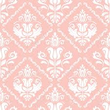 pink and white vintage background. Delighful Background Damask Orient Pink And White Ornament Classic Vintage Background And Pink White Vintage Background