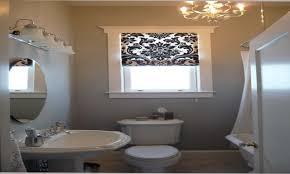 Supple Short Window Curtains Bathroom In Bathroom Window ...