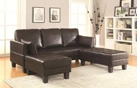 brown leather sofa bed. Brown Leather Sofa Bed And Ottoman Set