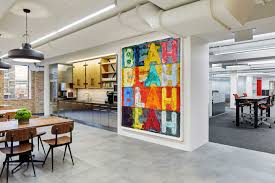 chicago office e transformed by chicago interior designers soucie horner ltd