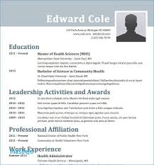 Mba Resume Examples Mba Resume Template Beautiful Free Professional