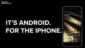 Android 10 auf dem iPhone: Bastler bringen Android auf das iPhone - als  alternatives Betriebssystem neben iOS - GWB