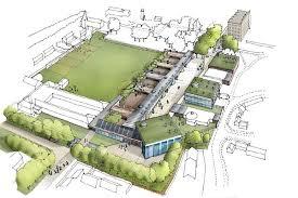 architectural design. School Architectural Design