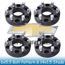 Silverado Bolt Pattern New 4848 CHEVY 48 Lug Wheel Spacers 48x4848 48x483948 Fits For Silverado 484800