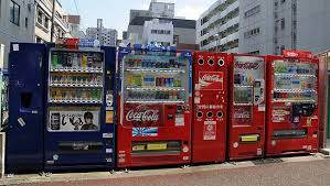Vending Machines Bristol Mesmerizing Japan's Convenience Culture Cashing In On 'quake Customers